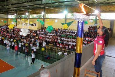 Abertura da 43ª edição dos Jogos Estudantis Cuiabanos acontece neste sábado