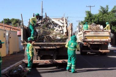 Em seis meses, Mutirão da Limpeza chega a 36 bairros contemplados