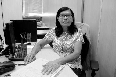Maria Auxiliadora Peixoto, a experiência da evolução tecnológica