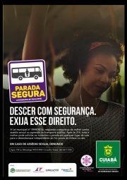 Semob promove campanha de combate ao assédio sexual no transporte coletivo