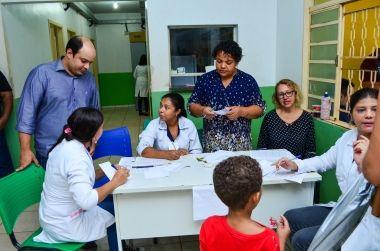 """Campanha de vacinação contra a Influenza atinge mais de 72% com o """"DIA D"""""""