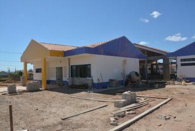 Prefeito Emanuel Pinheiro retoma obras em quatro unidades da rede municipal de educação
