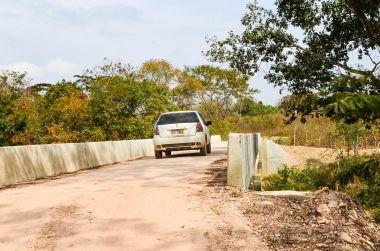Moradores relatam mudança de realidade após a construção de ponte de concreto