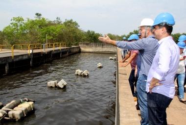 Cuiabá já recebeu mais de 100 quilômetros de novas redes de água e esgoto