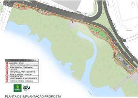 Conheça o projeto da Orla do Porto II