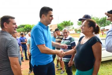 Prefeito recebe demandas de moradores da região Norte de Cuiabá