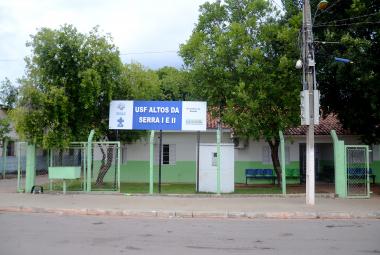 SUGESTÃO DE PAUTA - PSF Altos da Serra I e II é entregue revitalizado nesta terça-feira (18)