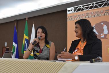 As Diretrizes Curriculares Nacionais para a Educação das Relações Étnico-raciais também foi tema de seminário