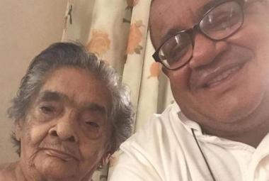 NOTA DE PESAR: pelo falecimento de Licarina Paula de Arruda