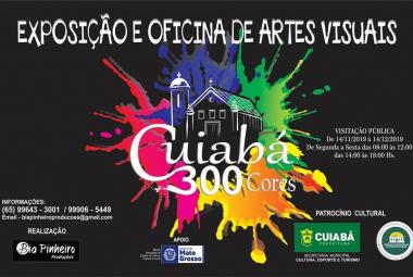 """""""Cuiabá 300 Cores"""" abre exposição na Casa Cuiabana com siriri e cururu"""