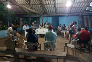 Secretaria planeja capacitação junto à mulheres agricultoras