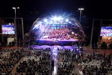 SUGESTÃO DE PAUTA - Mais de 500 músicos se apresentam em tradicional Musical de Natal