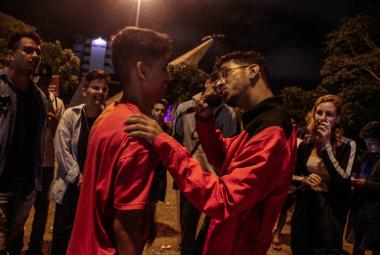 """SUGESTÃO DE PAUTA – Final da """"Batalha de Rima"""" de Cuiabá acontece neste sábado"""