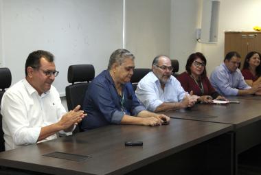 RedeSim de Cuiabá recebe representantes de unidades de Várzea Grande e Rondonópolis para cooperação
