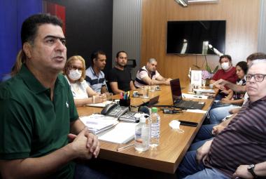 Prefeito delibera plano de contingência  para fase de mitigação do Coronavírus em Cuiabá