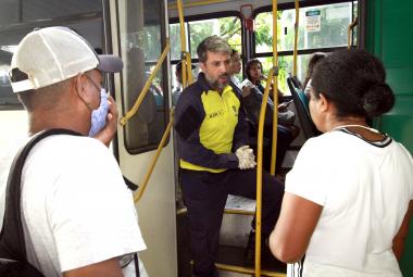 Semob intensifica ação de fiscalização no enfrentamento ao coronavírus em Cuiabá