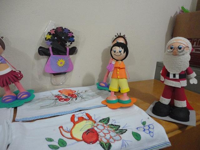 Artesanato Com Argila Simples ~ Prefeitura de Cuiabá Casa da Retaguarda oferta oficinas de artesanatos para o Natal
