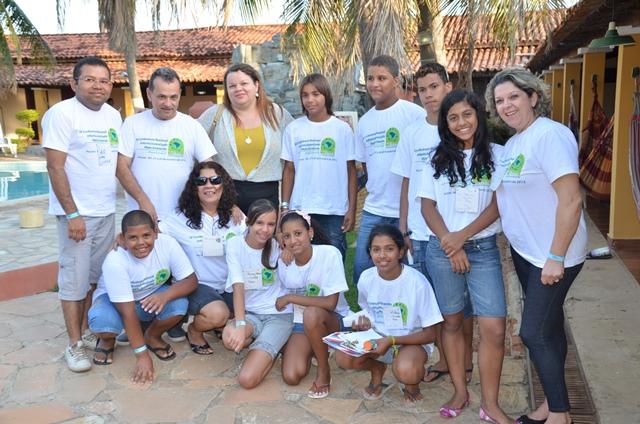 Aluna de Cuiabá tem projeto selecionado para representar MT em Conferência Nacional do Meio Ambiente