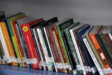 Bibliotecas Saber com Sabor vão receber doações de livros