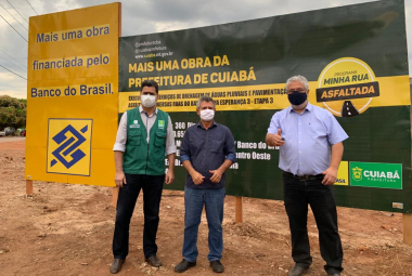 Parque Nova Esperança III e Jardim Industriário II receberão mais de 10 km de pavimentação