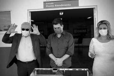 Prefeito lamenta falecimento de pastor líder de igreja evangélica da capital