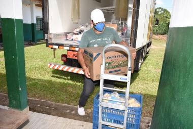 Prefeitura de Cuiabá ampliará o número de alunos atendidos com o Kit Alimentação Escolar